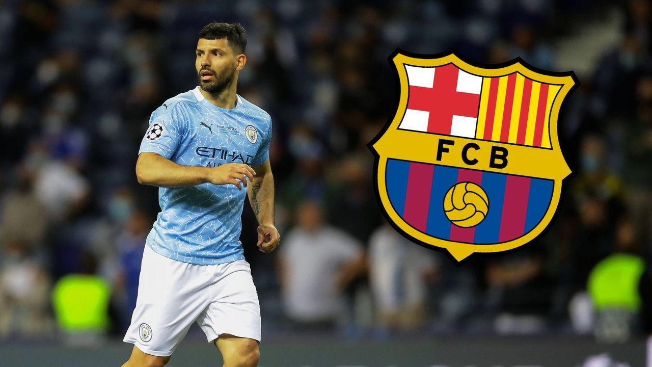 Sergio Aguero (FC Barcelona) - Bildquelle: imago
