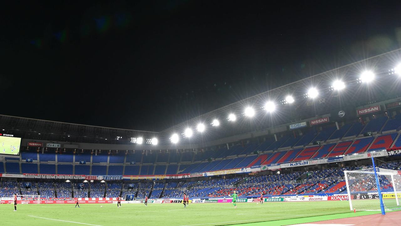 Der besondere Spielort: Nissan Stadium in Yokohama - Bildquelle: Imago Images