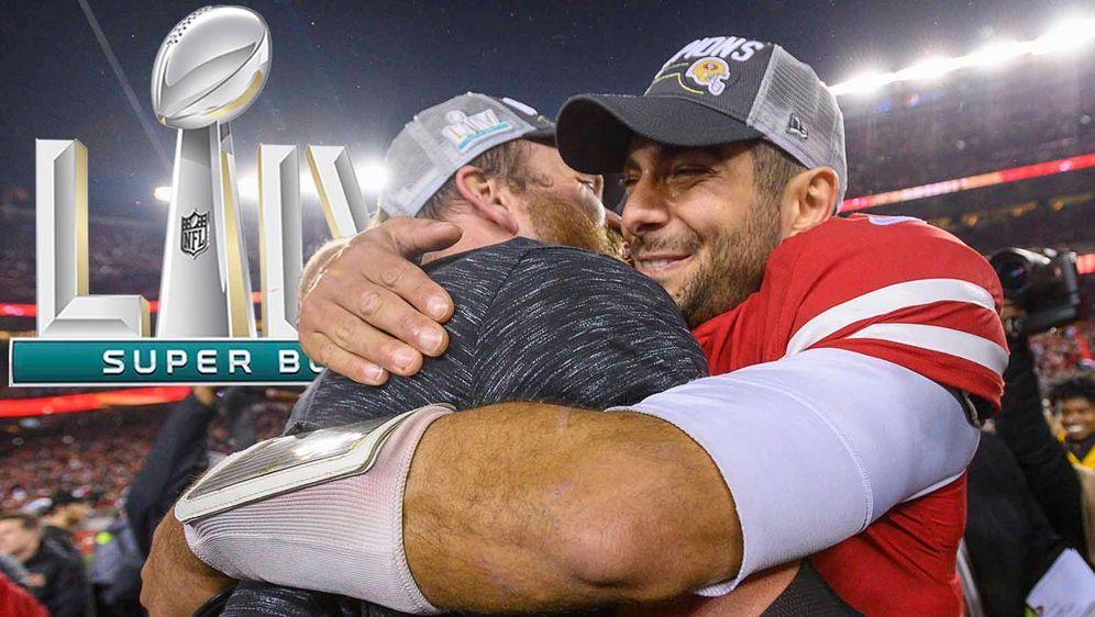 Super Bowl LIV: Der Weg der San Francisco 49ers - Bildquelle: imago
