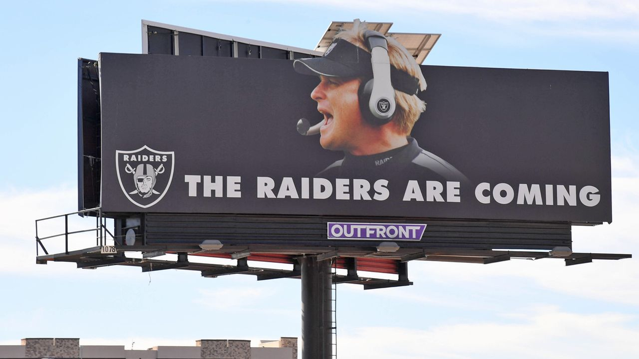 Las Vegas Raiders - Bildquelle: getty