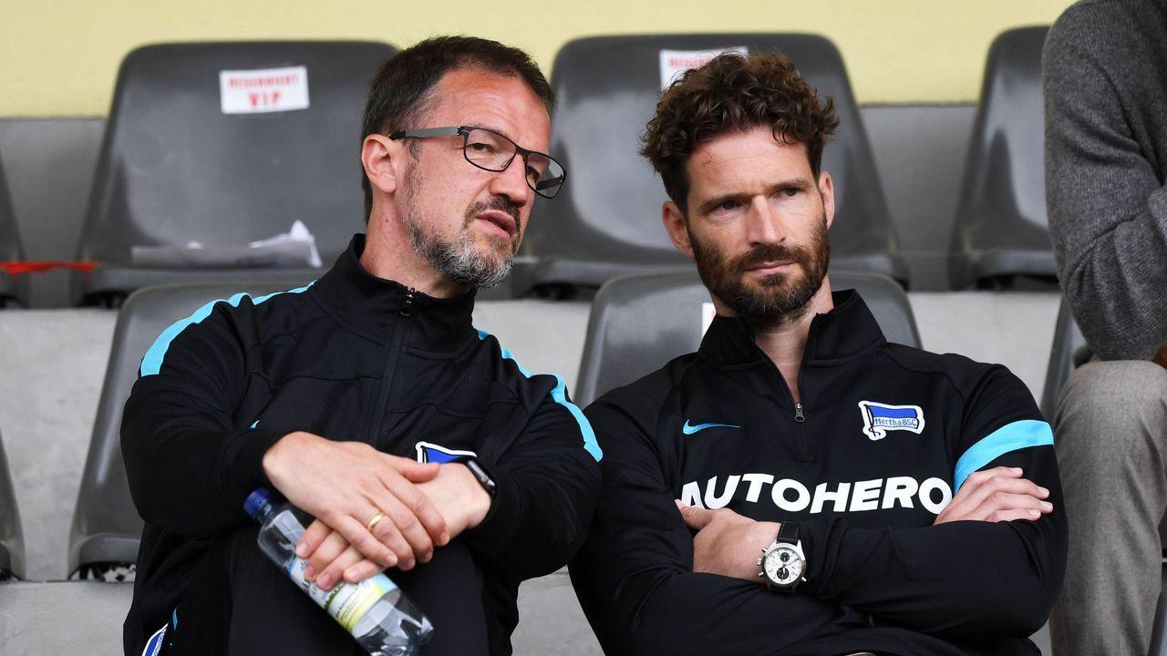 Hertha BSC - Bildquelle: Imago Images