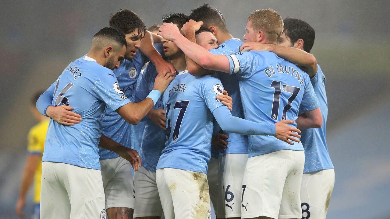 Wegen Corona! Jubel-Verbot für Premier-League-Spieler - Bildquelle: Getty Images