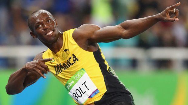 Neuntes Gold im neunten Olympia Rennen - Bildquelle: 2016 Getty Images
