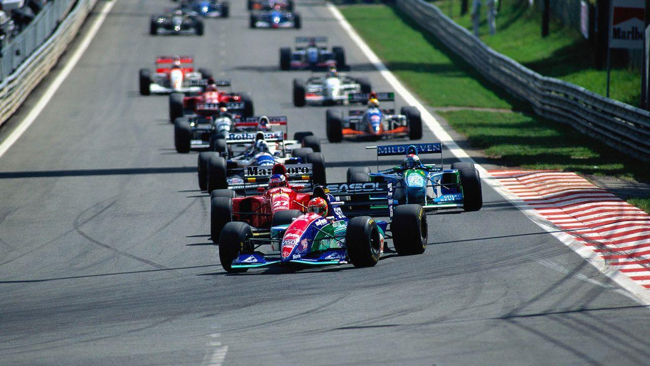 11. Saisonlauf: Belgien-GP in Spa Francorchamps - Bildquelle: imago images / Motorsport Images