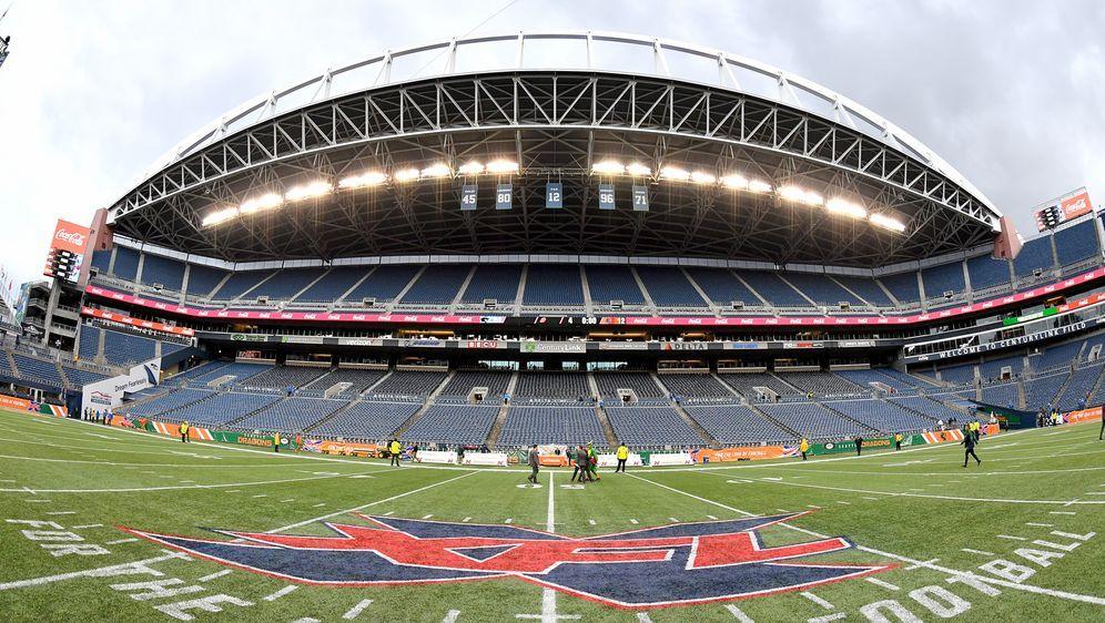 Das CenturyLink Field, die Heimstätte der Seattle Dragons, wird am Sonntag l... - Bildquelle: 2020 Getty Images