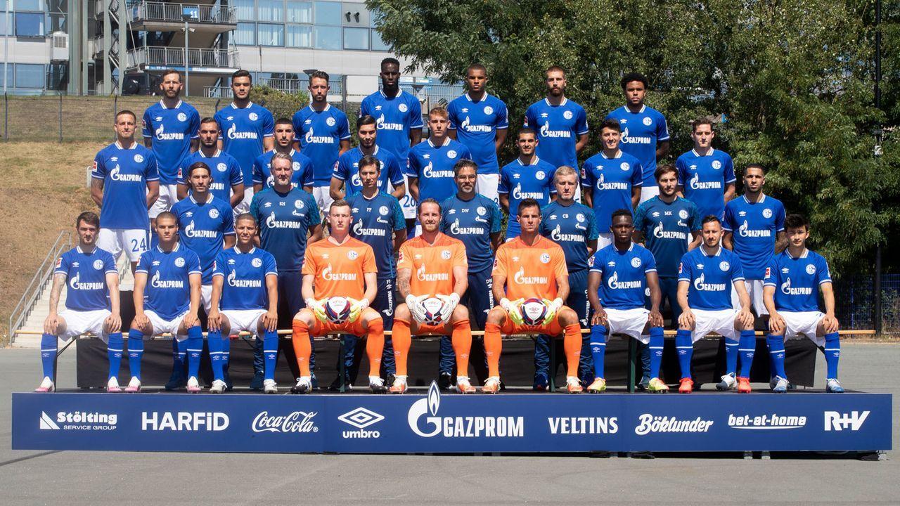 Platz 13: FC Schalke 04 - Bildquelle: 2020 Getty Images