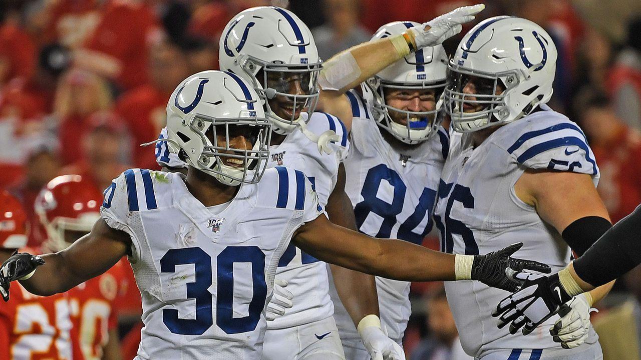 Platz 16: Indianapolis Colts - Bildquelle: Getty Images