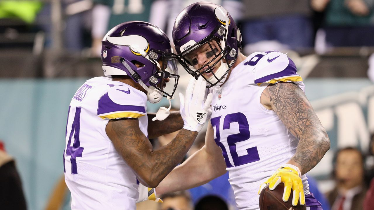 Platz 17: Minnesota Vikings - Bildquelle: 2018 Getty Images