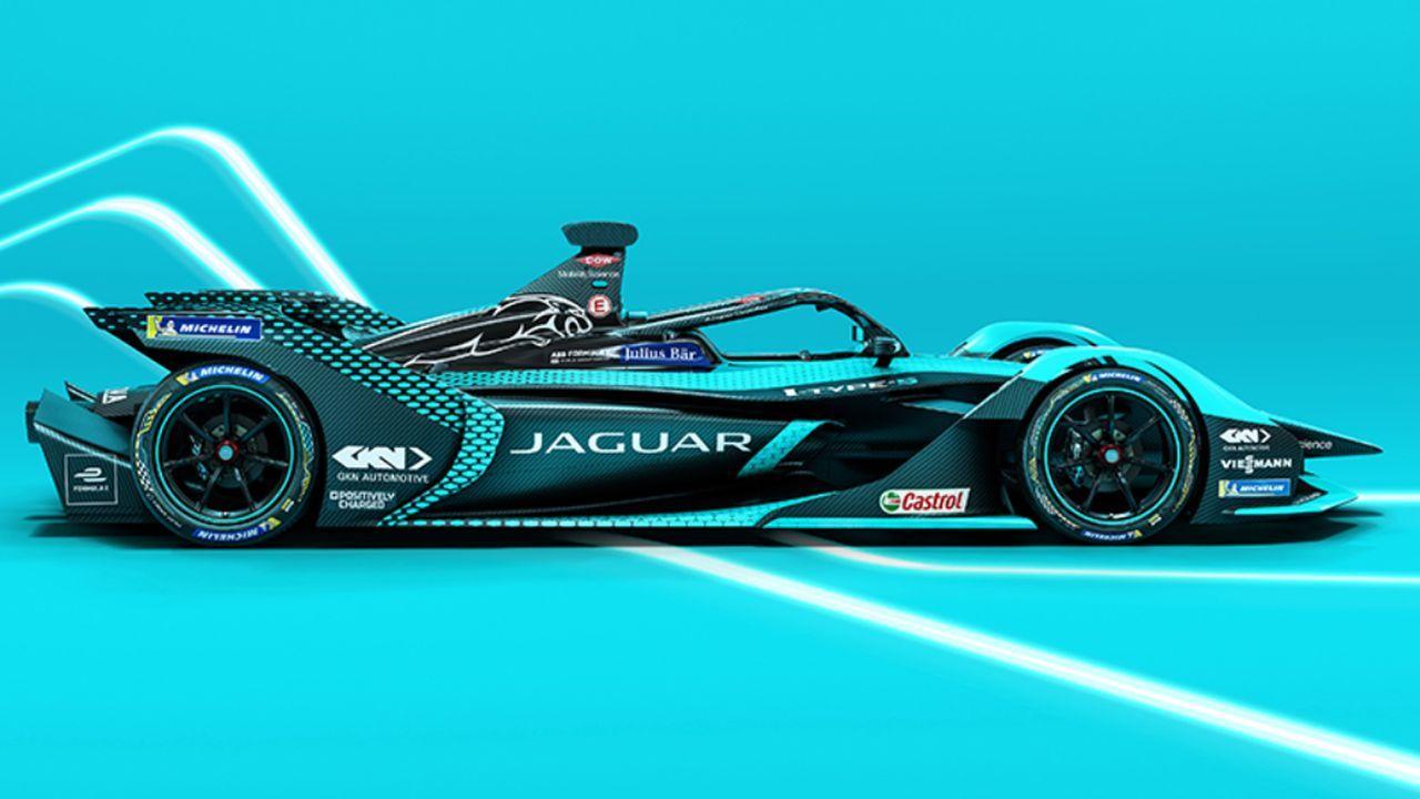 Jaguar Racing  - Bildquelle: Screenshot: instagram @jaguarracing