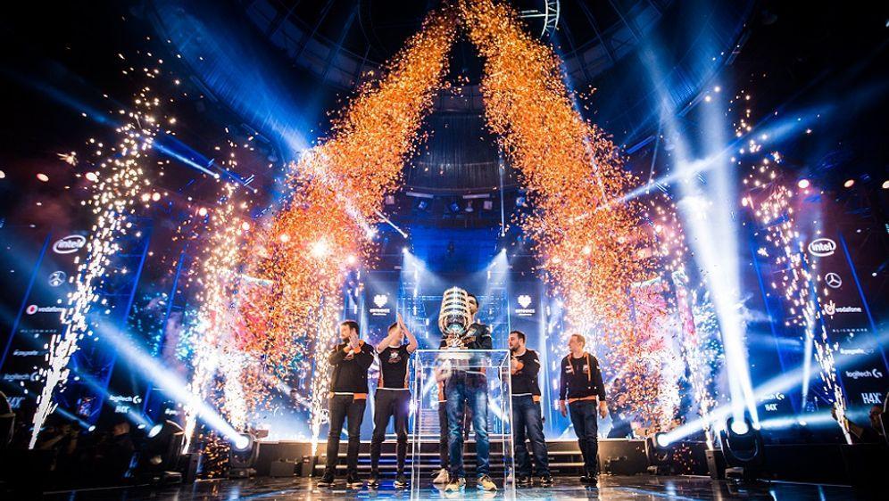 Eine Million USD-Preisgeld beim Dota 2 Turnier inKatowice. - Bildquelle: ESL – Helena Kristiansson