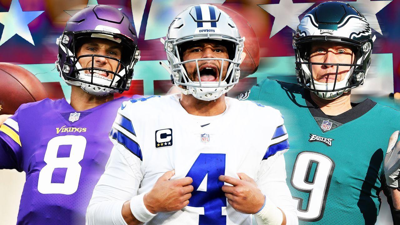 Diese NFL-Quarterbacks müssen sich 2019 beweisen - Bildquelle: 2018 Getty Images/ran.de
