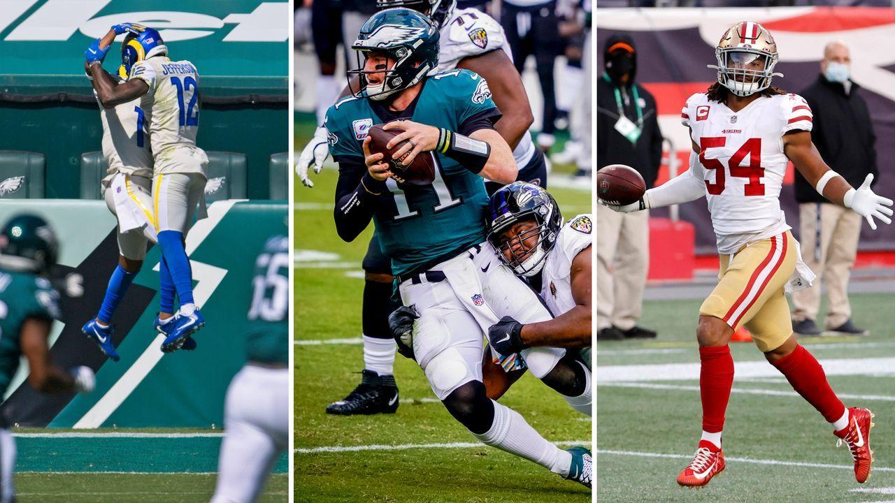 Beste gegen schlechteste Division: Der Vergleich der NFC West und NFC East - Bildquelle: imago images