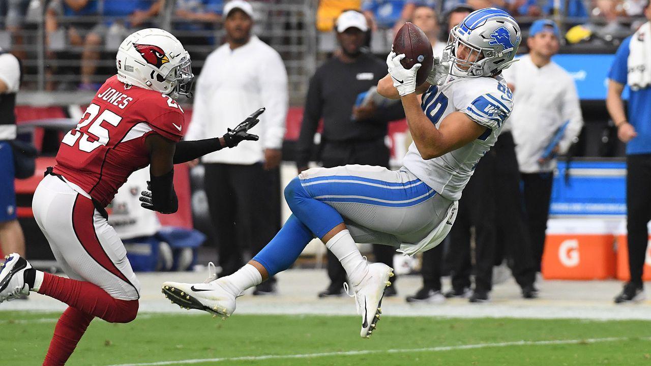 T.J. Hockenson (Detroit Lions) - Bildquelle: 2019 Getty Images