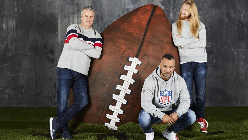 Super Bowl 2019 Rannfl Moderatoren Team Steht Fest