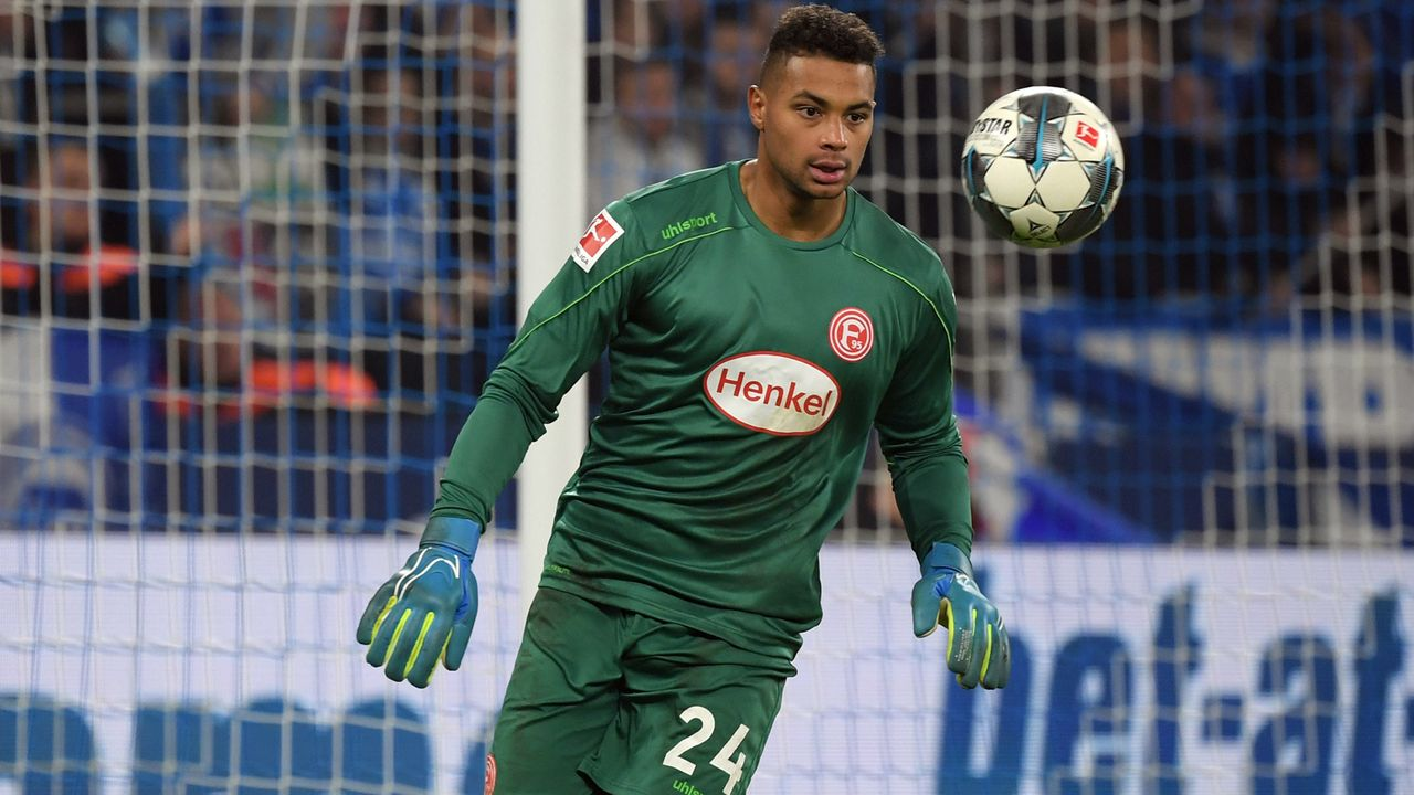 Zack Steffen (Fortuna Düsseldorf) - Bildquelle: imago images/Team 2