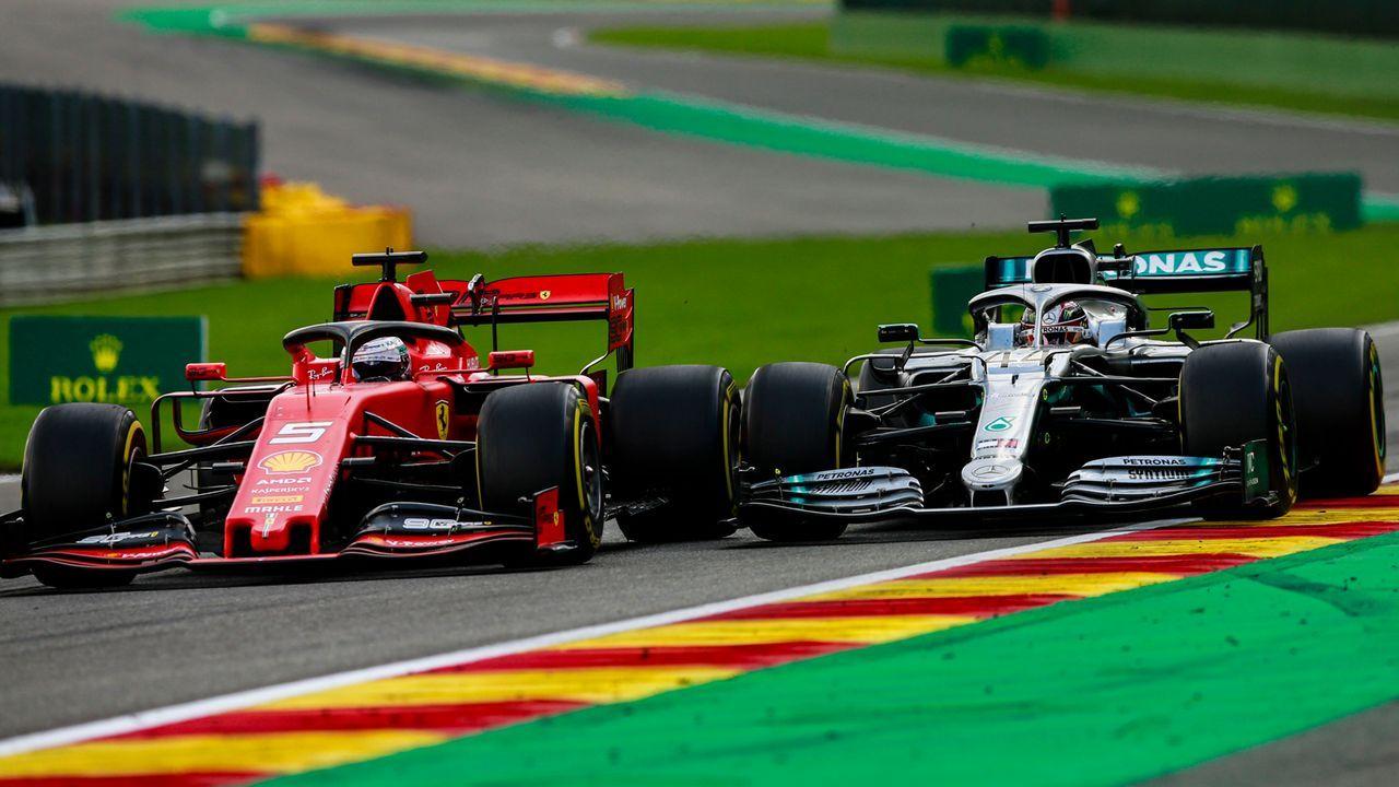 7. Rennen Spa: Grand Prix von Belgien - Bildquelle: imago images/HochZwei
