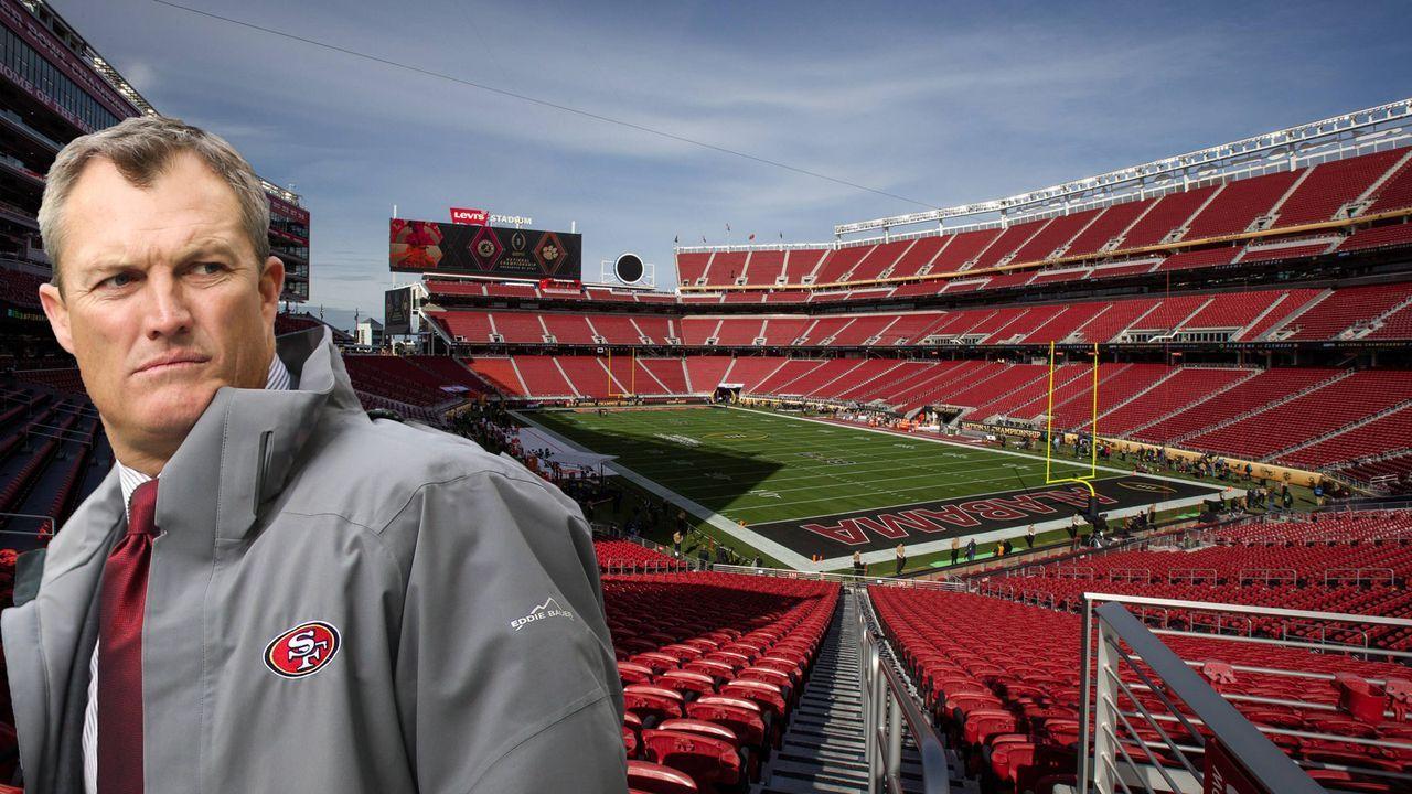 San Francisco 49ers verklagen Santa Clara wegen Stadion-Vermietung   - Bildquelle: imago/ZUMA Press