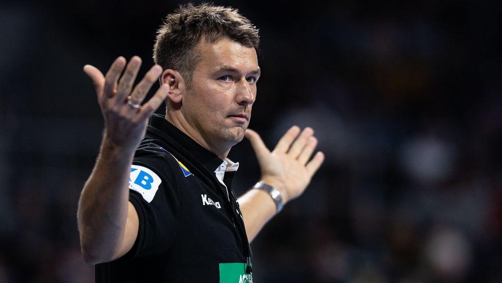 Trainer Prokop warnt vor Titelverteidiger Spanien - Bildquelle: Getty Images