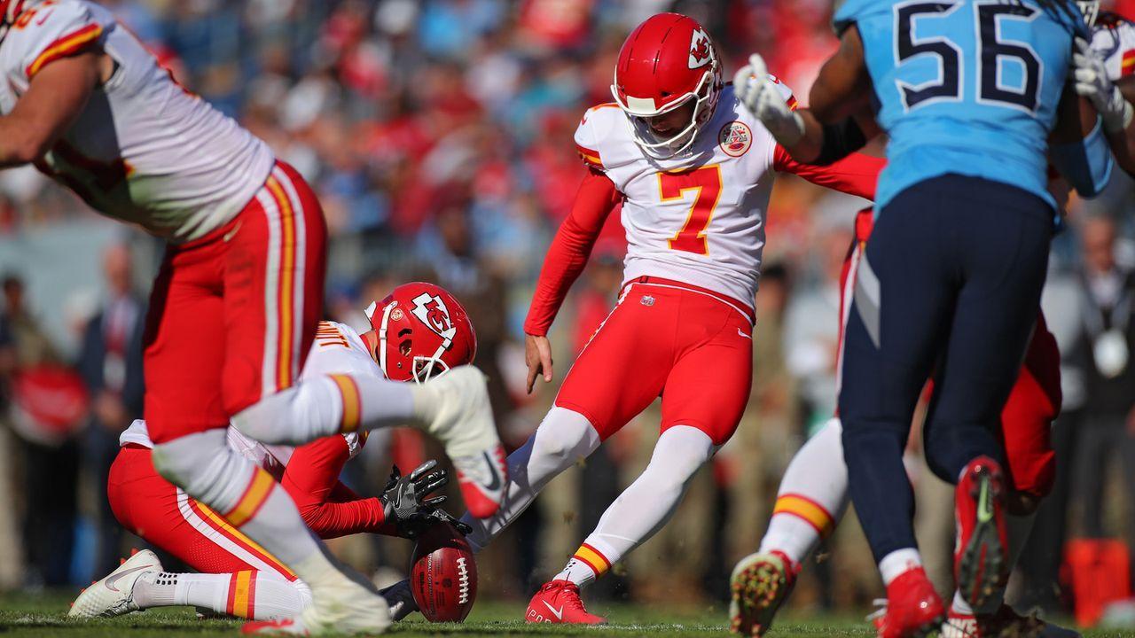 Kicker und Special Team: Kansas City Chiefs - Bildquelle: 2019 Getty Images