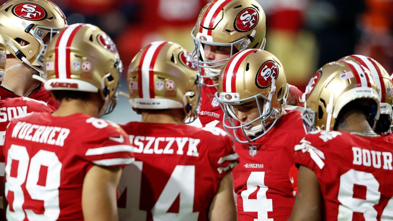 San Francisco 49ers (5-9 zum Zeitpunkt des Ausscheidens) - Bildquelle: 2020 Getty Images