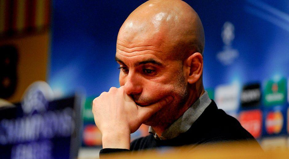 Mourinho und Guardiola - eine eigenartige Beziehung - Bildquelle: 2012 Getty Images