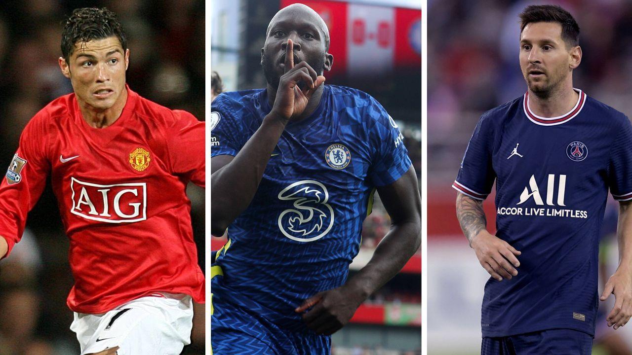 Top 10: Diese Teams haben sich im Transfersommer 2021 am besten verstärkt - Bildquelle: Getty images / imago
