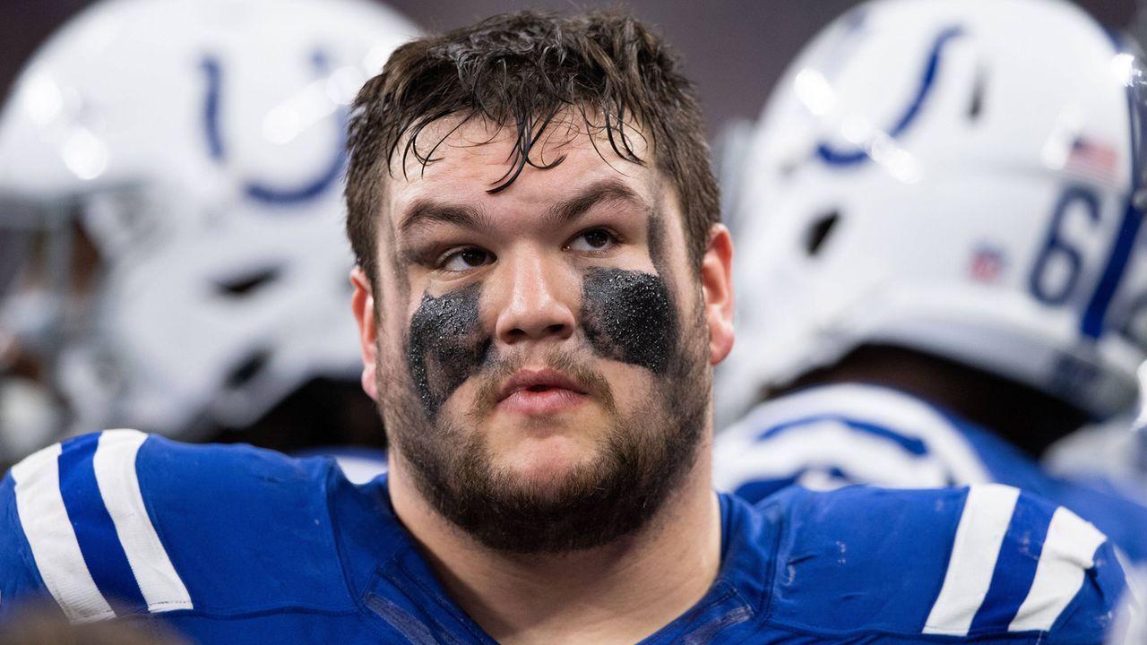 Pick 6: Quenton Nelson (Offensive Guard, Indianapolis Colts) - Bildquelle: imago/Icon SMI