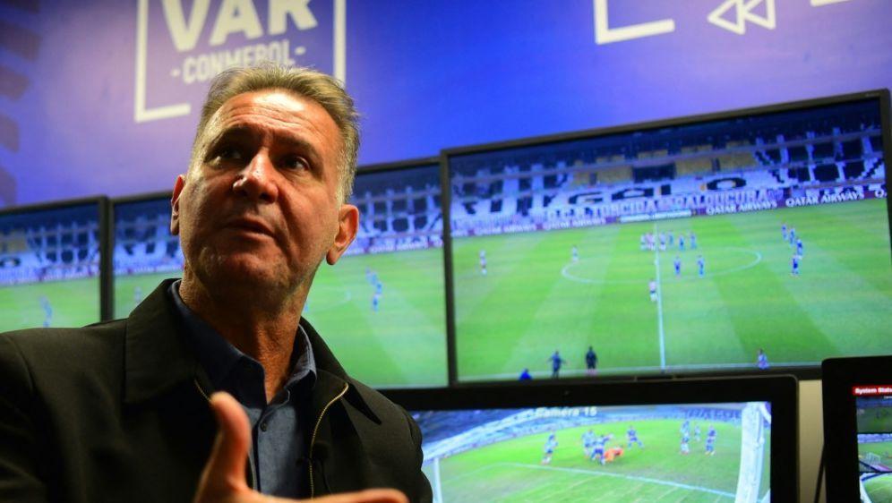 Wilson Seneme fordert Änderungen beim VAR - Bildquelle: AFPSIDNORBERTO DUARTE