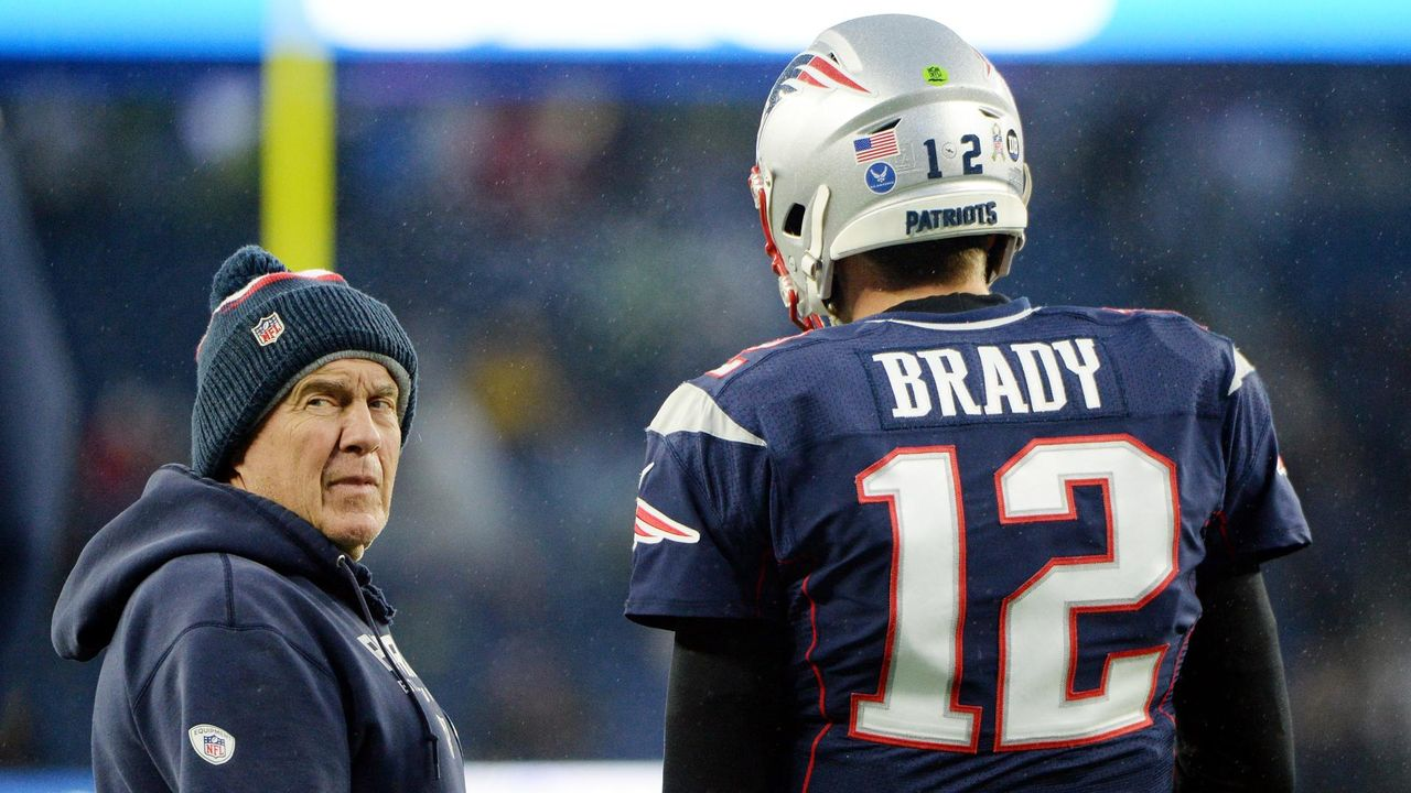 4. Spieltag: Tom Brady gegen Bill Belichick - Bildquelle: getty
