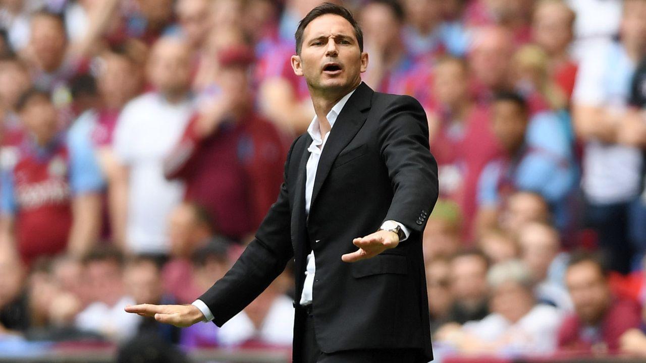 Platz 8 - Frank Lampard (FC Chelsea) - Bildquelle: 2019 Getty Images