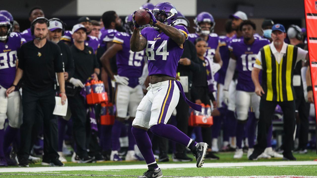 Irv Smith (Minnesota Vikings) - Bildquelle: Getty Images