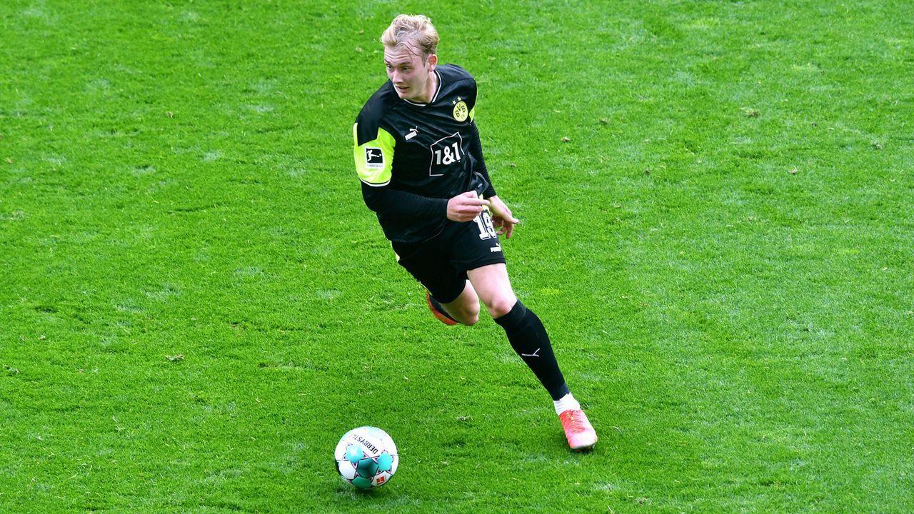 Julian Brandt (Borussia Dortmund) - Bildquelle: Imago Images