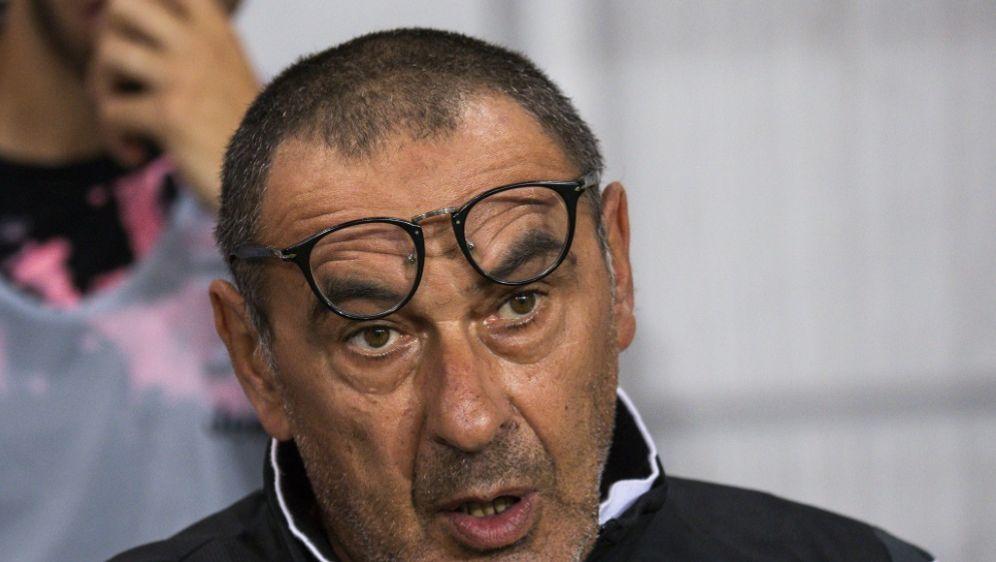 Maurizio Sarri hat seine Lungenentzündung überstanden - Bildquelle: AFPSIDJONATHAN NACKSTRAND