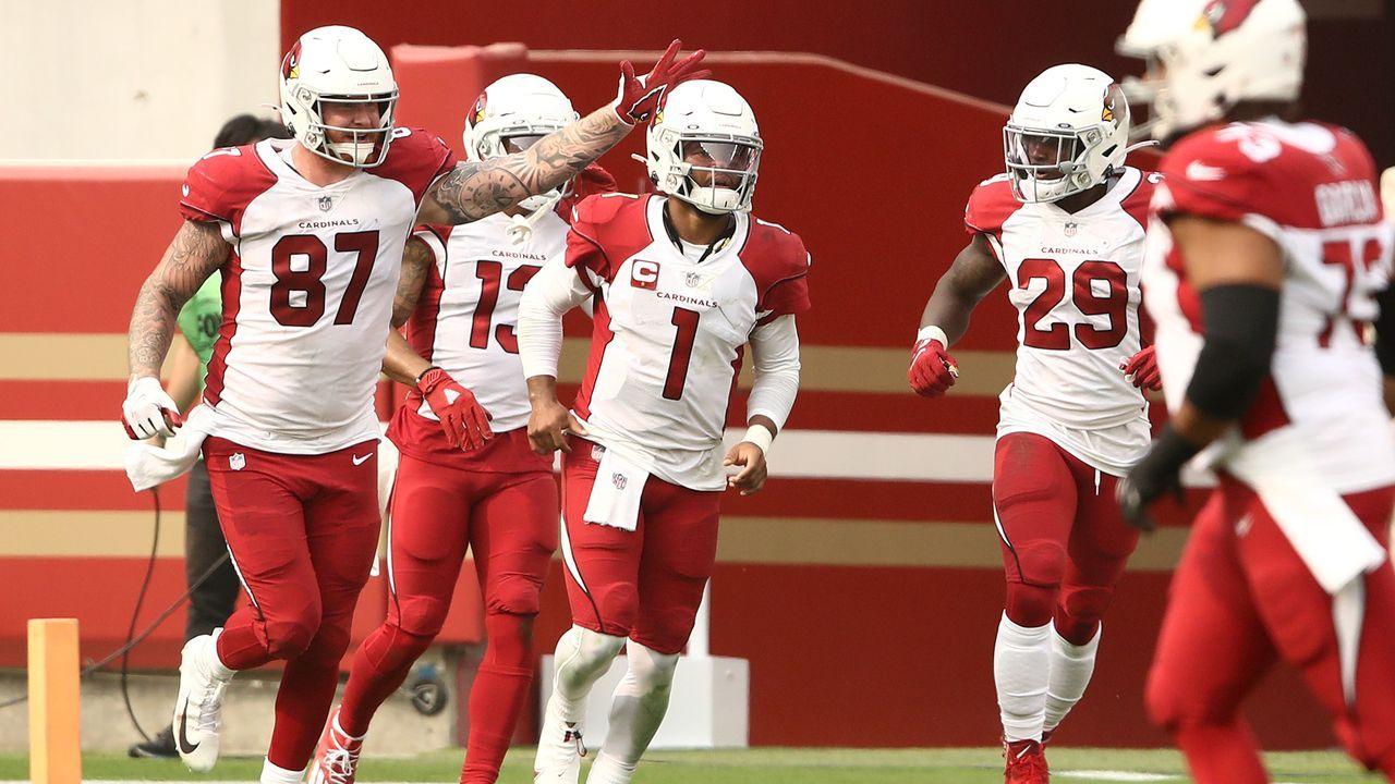 Gewinner: Arizona Cardinals - Bildquelle: 2020 Getty Images
