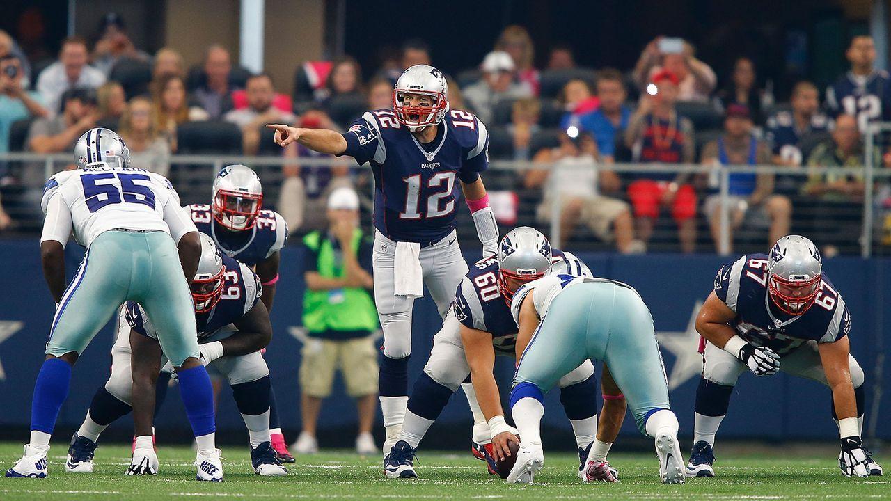 Woche 12: Dallas Cowboys at New England Patriots - Bildquelle: 2015 Getty Images