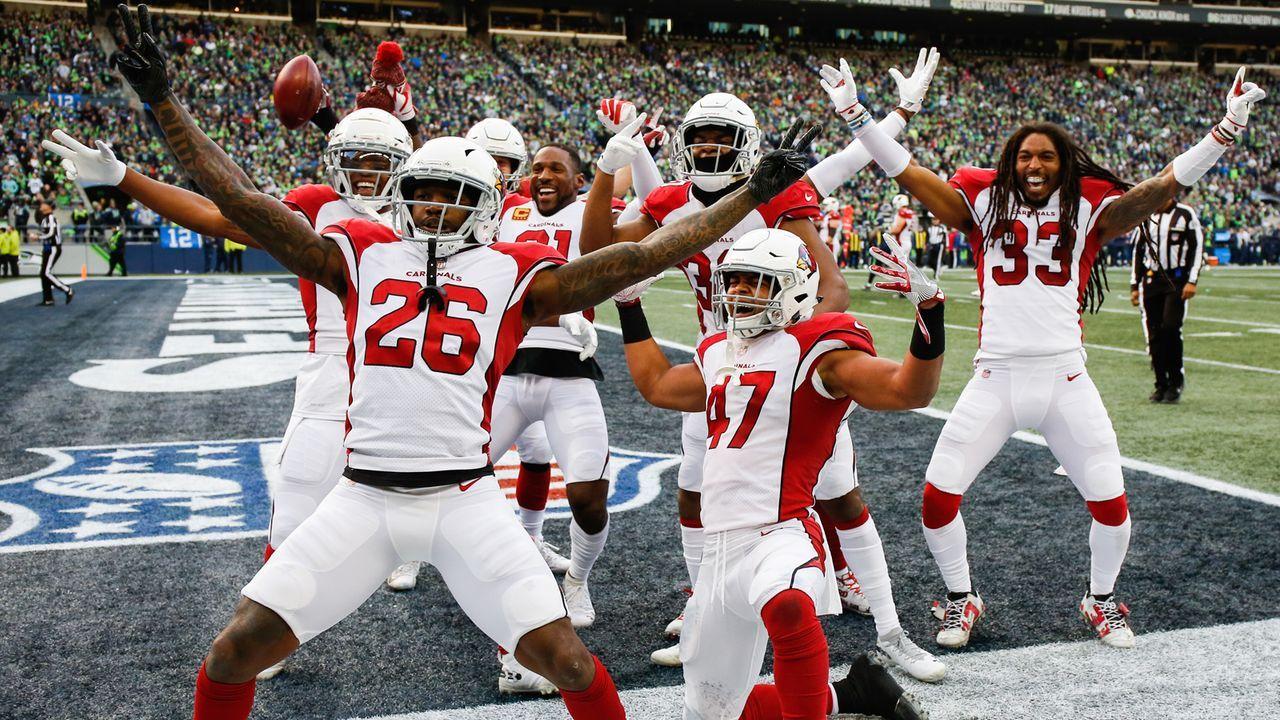 Platz 13: Arizona Cardinals - Bildquelle: Getty Images