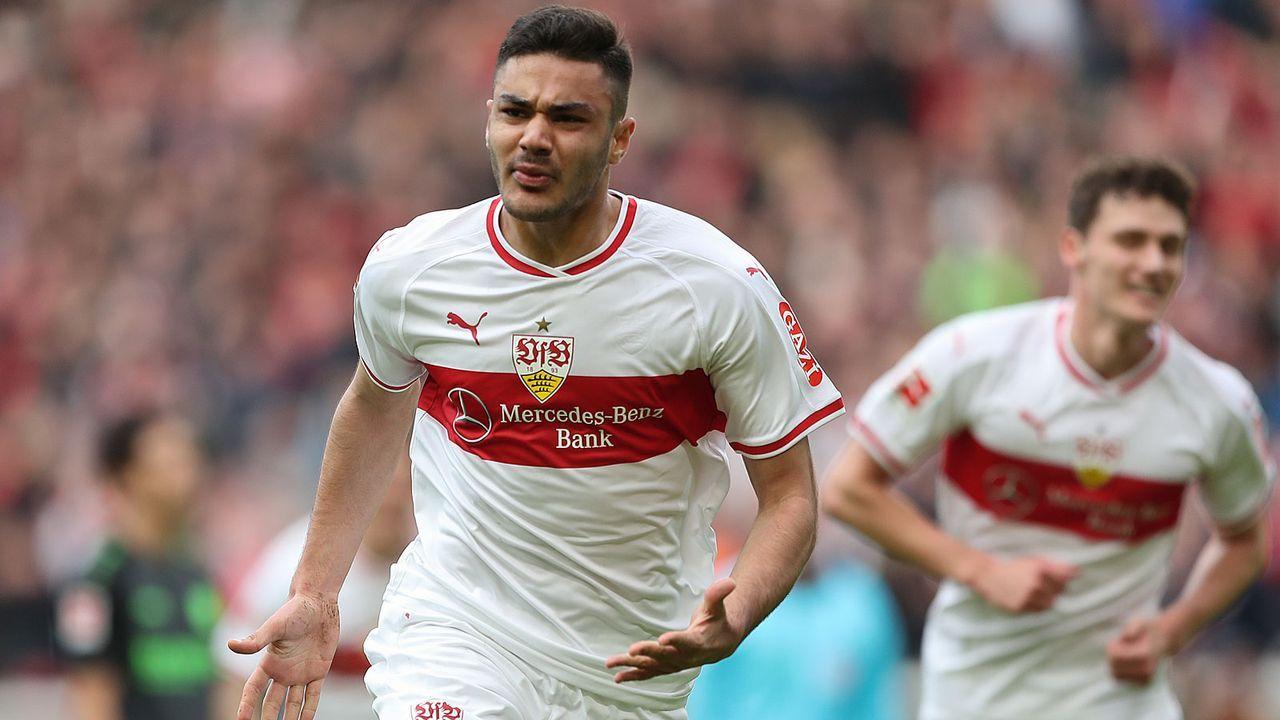 Platz 19: Ozan Kabak (VfB Stuttgart) - Bildquelle: 2019 Getty Images