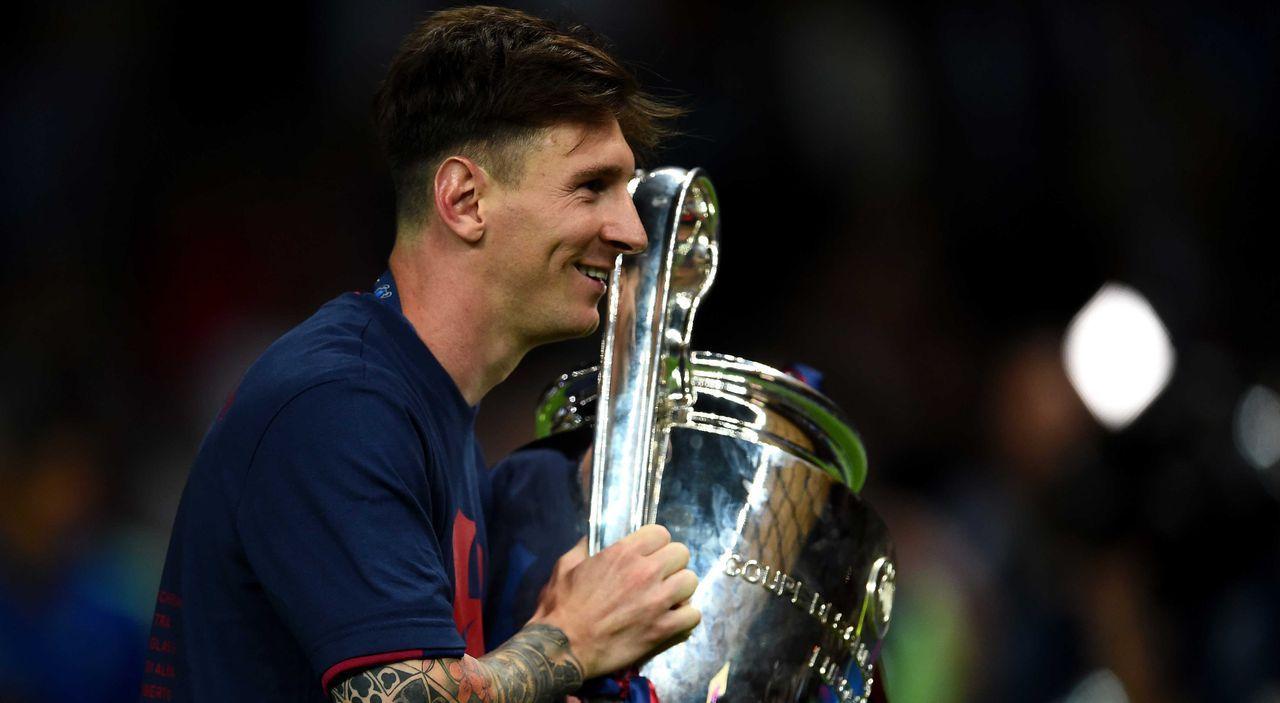 Rekordtitelsammler des FC Barcelona - Bildquelle: 2015 Getty Images