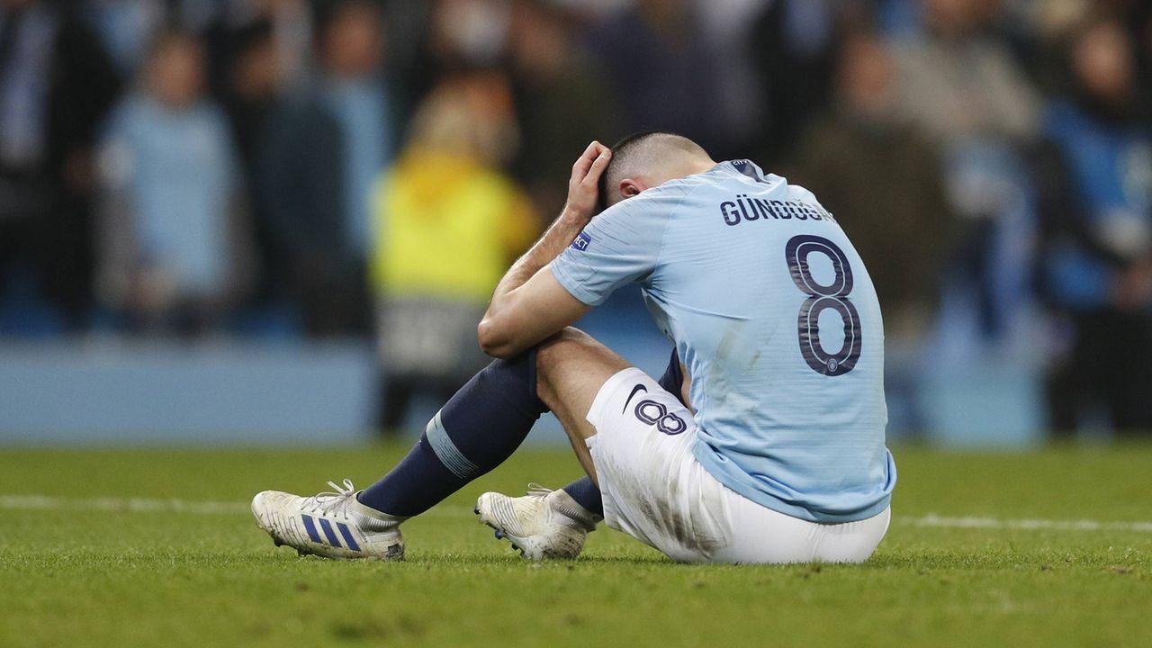Ilkay Gündogan (Manchester City) - Bildquelle: imago images / Sportimage
