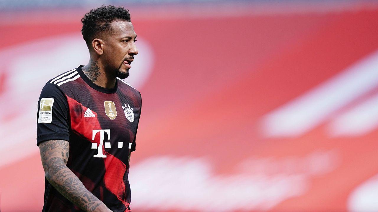 Jerome Boateng (FC Bayern) - Bildquelle: Wagner/Witters/Pool