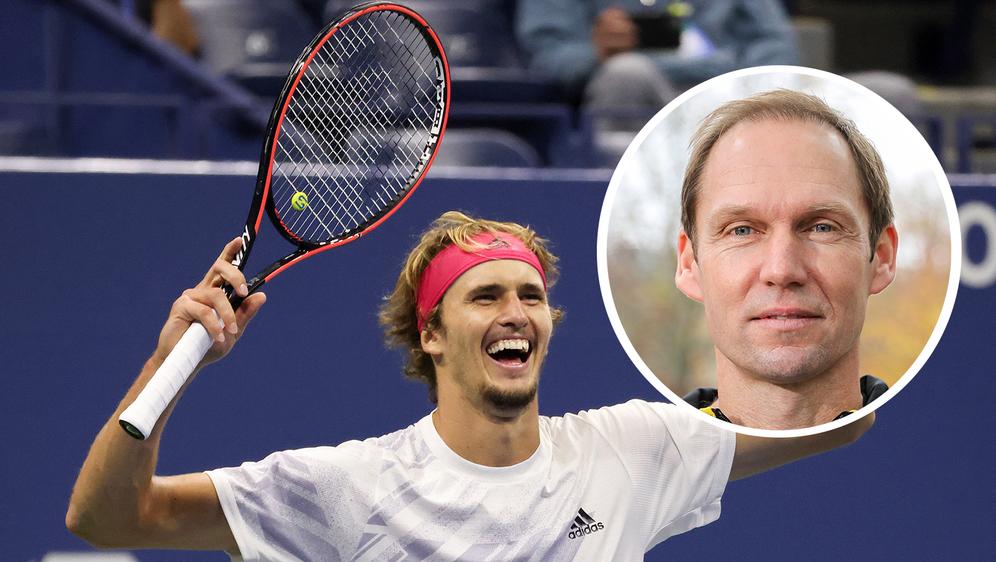 Alexander Zverev schreibt Tennis-Geschichte. Der letzte Deutsche im Finale e... - Bildquelle: Getty Images/Imago