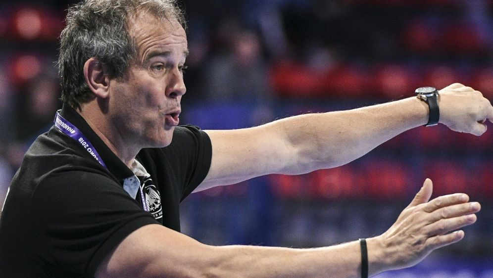 Erste Niederlage für Henk Groeners Team - Bildquelle: AFPSIDSEBASTIEN BOZON