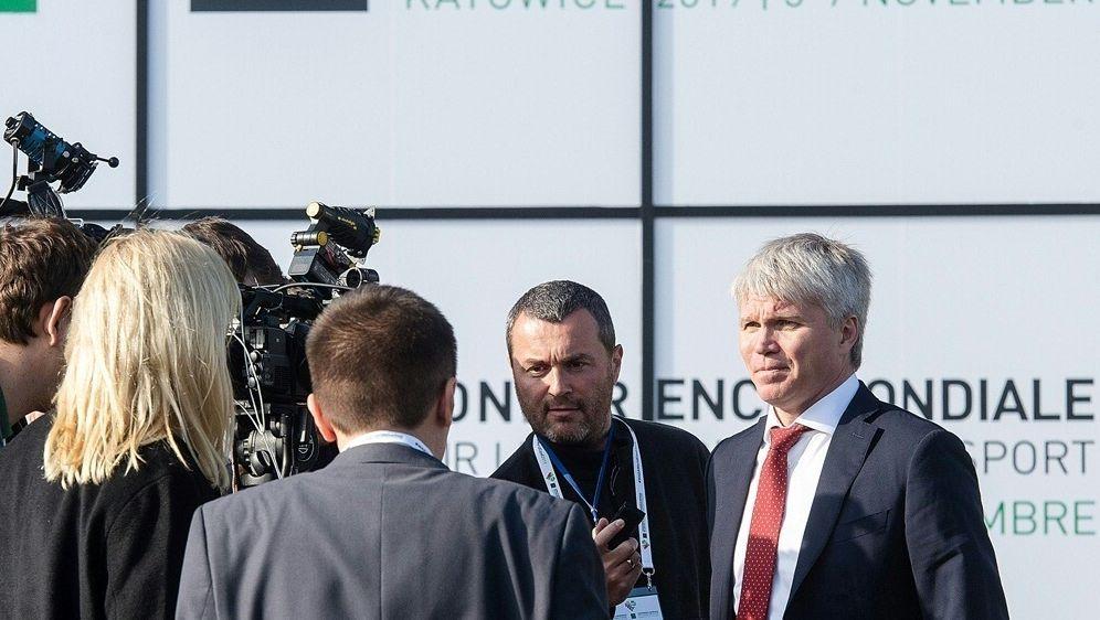 WADA verabschiedet neues Regelwerk gegen Doping - Bildquelle: AFPSIDIREK DOROZANSKI