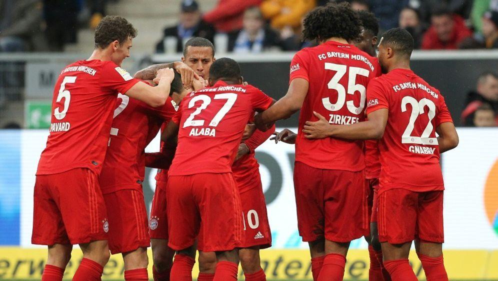 Unter anderen die Bayern beteiligen sich - Bildquelle: AFPSIDDANIEL ROLAND