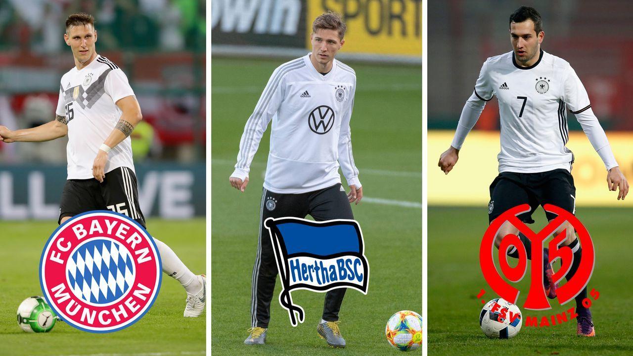 Bis zur U17: Diese Vereine stellen die meisten deutschen Nationalspieler - Bildquelle: Imago