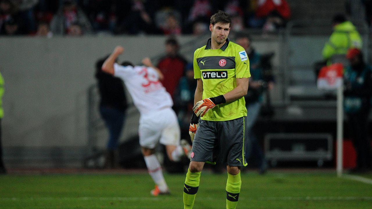 Fabian Giefer (Fortuna Düsseldorf)  - Bildquelle: imago sportfotodienst