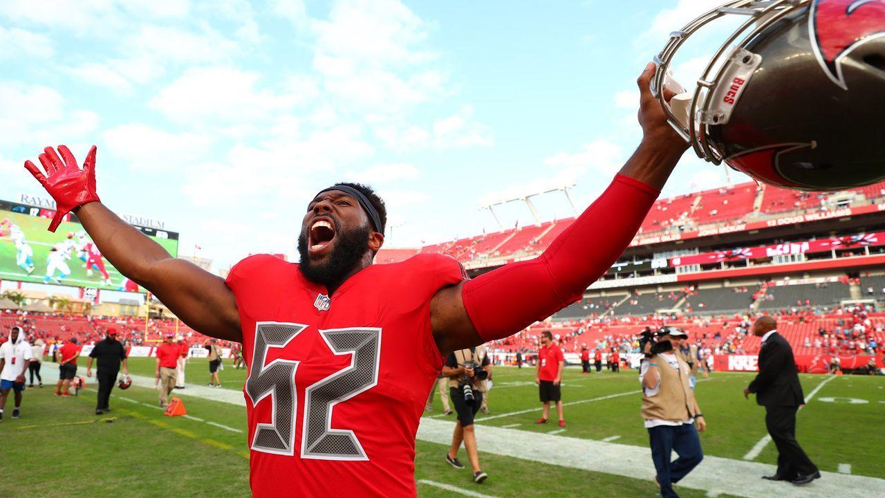 Tampa Bay Buccaneers - Bildquelle: 2018 Getty Images
