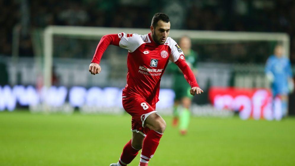 Levin Öztunali trifft für den FSV Mainz 05 im Testspiel - Bildquelle: PIXATHLONPIXATHLONSID