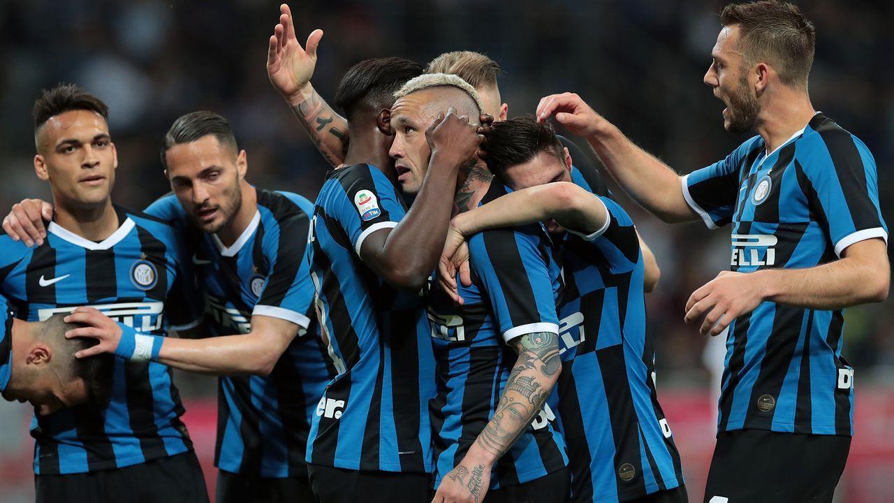 Inter Mailand - Bildquelle: 2019 Getty Images
