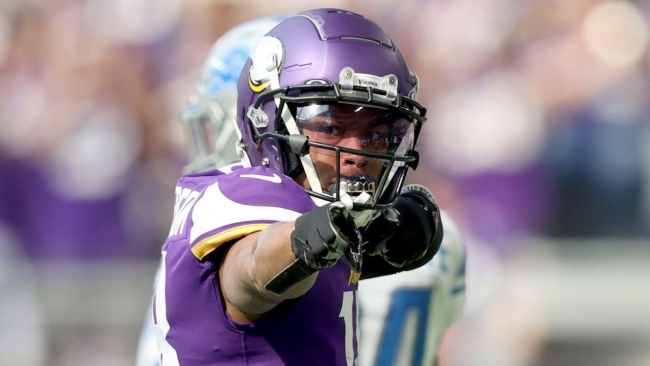 Justin Jefferson (Minnesota Vikings)